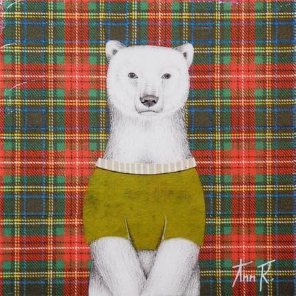Ann R JAMES 13 x 13 cm