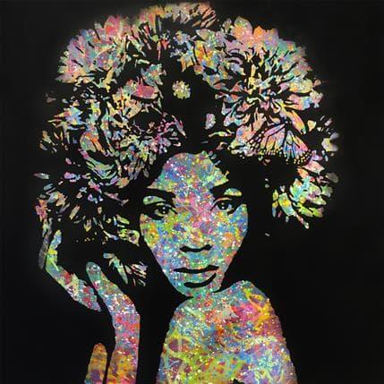 FRANCKY BeautE Fleur 100 x 100 cm