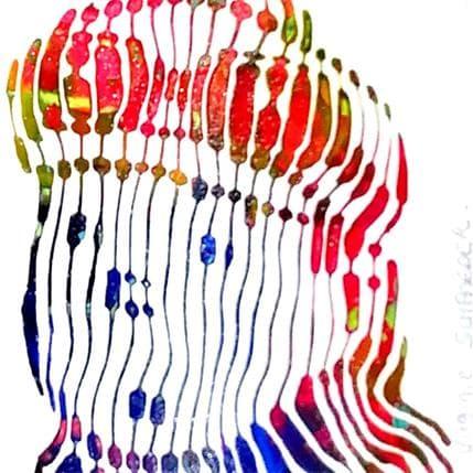 Virginie Schroeder Tintin 13 x 13 cm