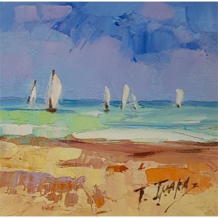 Tatiana Jmara regata 13 x 13 cm