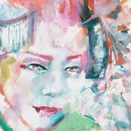 Monica Abbondanzia Zilin 19 x 19 cm