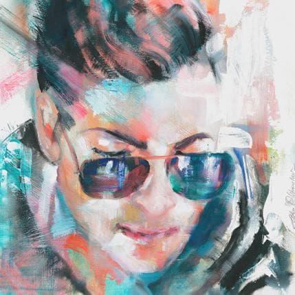 Monica Abbondanzia Jo 25 x 25 cm
