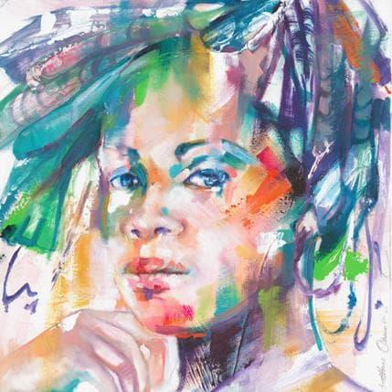 Monica Abbondanzia Tina 36 x 36 cm
