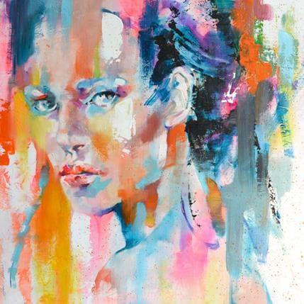 Monica Abbondanzia Framenti 1 50 x 50 cm