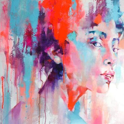 Monica Abbondanzia Framenti 2 50 x 50 cm