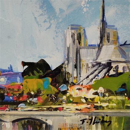 Frédéric Thiéry Notre-Dame 13 x 13 cm