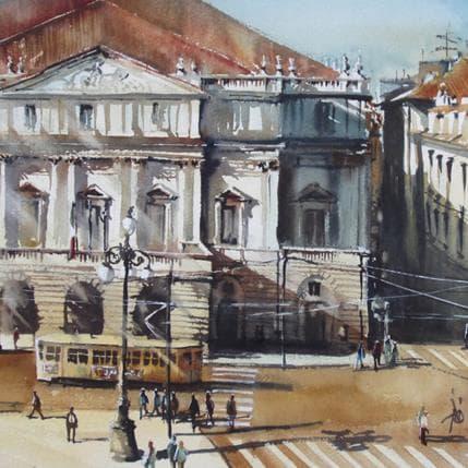 Abbatucci Violaine Envie d'opéras 36 x 36 cm