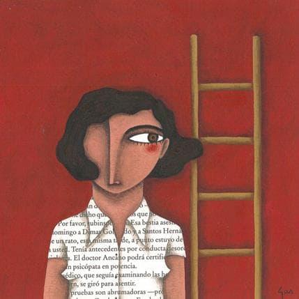 Gemma Aguasca Sole Som-hi ? 19 x 19 cm