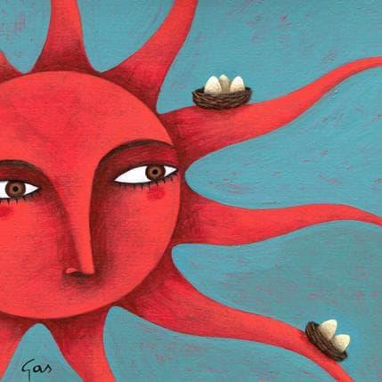Gemma Aguasca Sole Caloret 13 x 13 cm