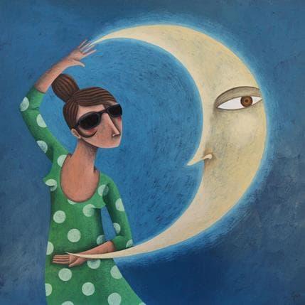 Gemma Aguasca Sole Molta llum 36 x 36 cm