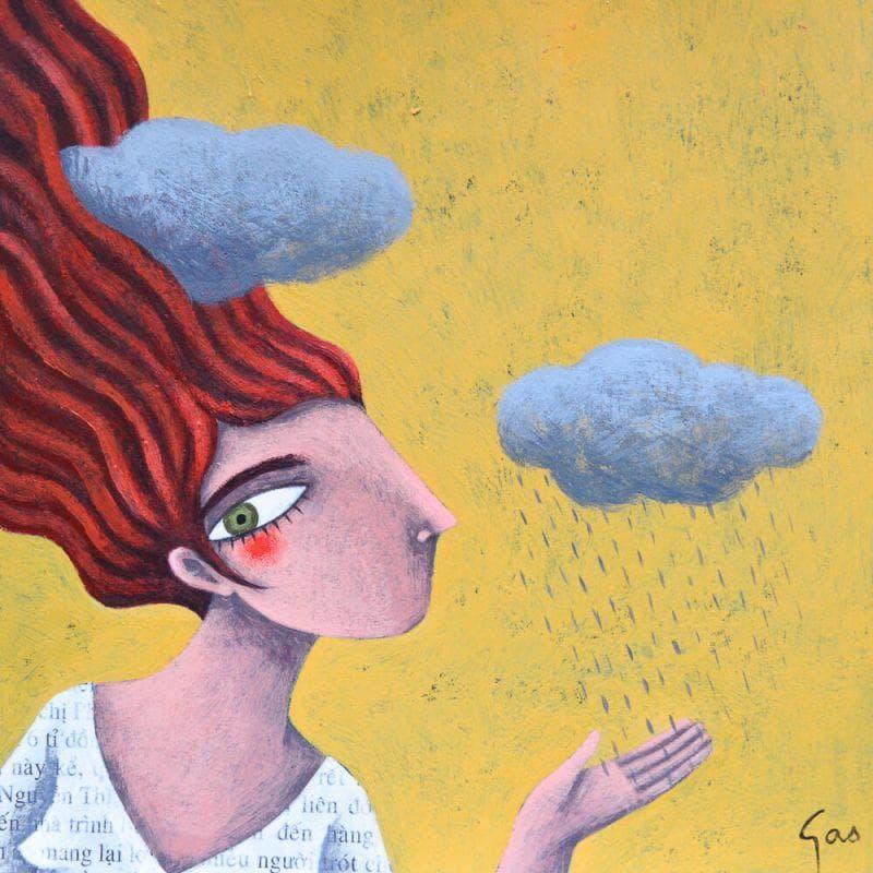 Peintures petit format Illustration Acrylique</h2>