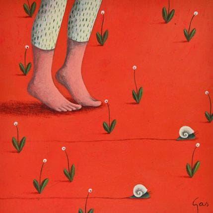 Gemma Aguasca Sole Poc a poc 13 x 13 cm