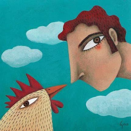 Gemma Aguasca Sole Coc coro co 13 x 13 cm