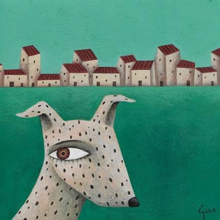 Gemma Aguasca Sole El seu poble 13 x 13 cm