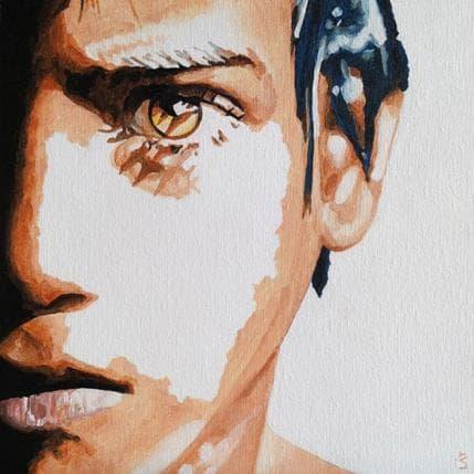 Luis Alvarez Torezano Ahish 25 x 25 cm