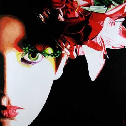 Luis Alvarez Torezano Mahladini 50 x 50 cm