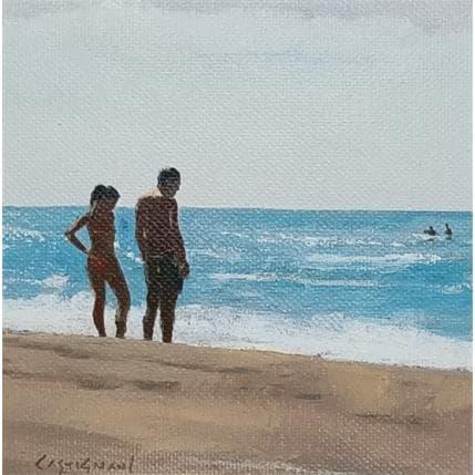 Sergi Castignani Seashore 9 13 x 13 cm