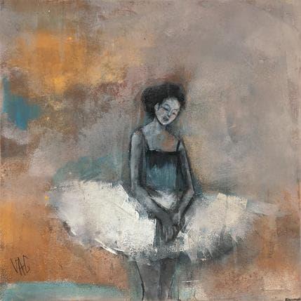 Valérie Anceaume Gutierrez Inspiration 36 x 36 cm