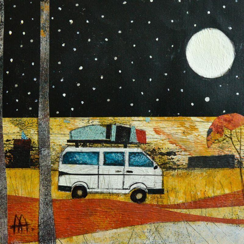 La fugoneta viajera