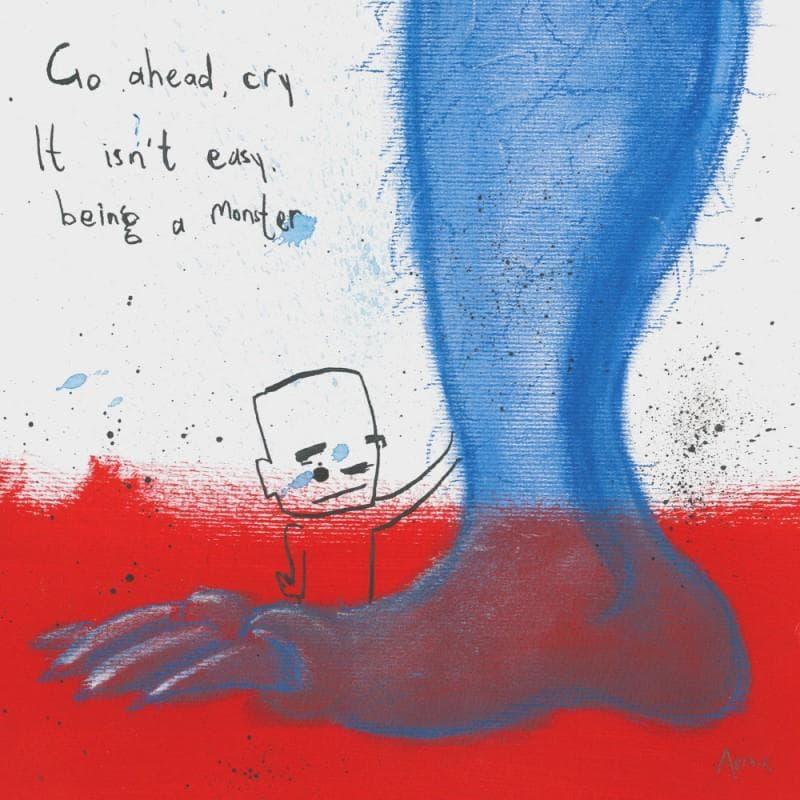 Go ahead, cry