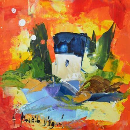 Armelle Bastide d'Izard Mas de Montmeyran 25 x 25 cm