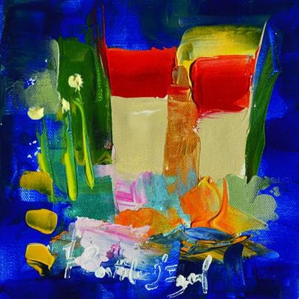 Armelle Bastide d'Izard Douce nuit 19 x 19 cm
