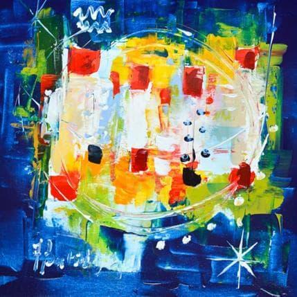 Armelle Bastide d'Izard Reflet de nuit 36 x 36 cm