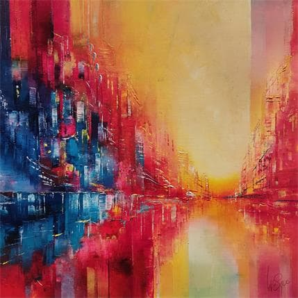 Emmanuelle Levesque Arizona dream 36 x 36 cm