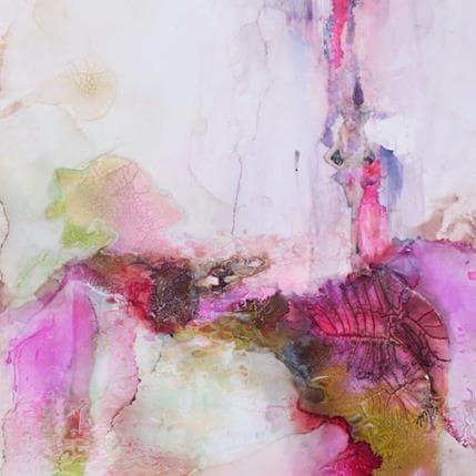 Marie-Josée Bergeron Disparition éphèmére 25 x 25 cm