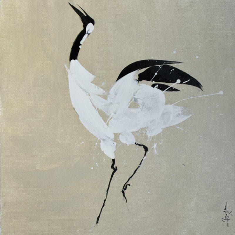 Japonese crane 1