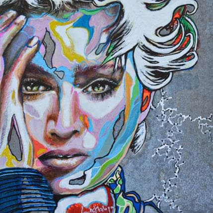 Medeya Lemdiya La Madone 13 x 13 cm