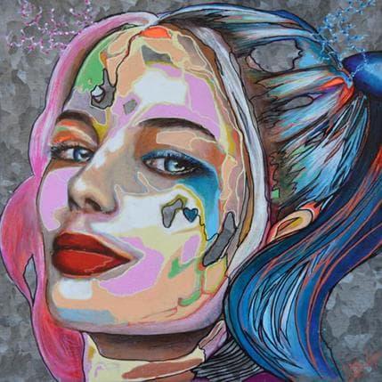 Medeya Lemdiya Harley Quinn 19 x 19 cm