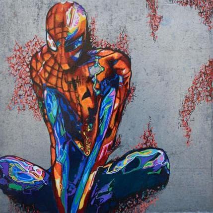 Medeya Lemdiya Spider-man 25 x 25 cm
