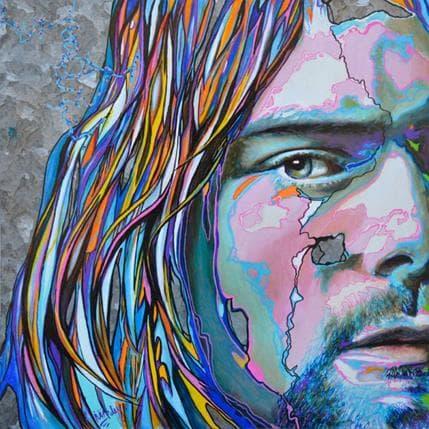 Medeya Lemdiya Kurt Cobain 25 x 25 cm