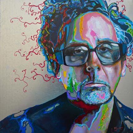 Medeya Lemdiya Tim Burton 36 x 36 cm
