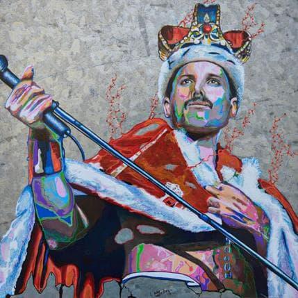 Medeya Lemdiya The king of the queen 36 x 36 cm