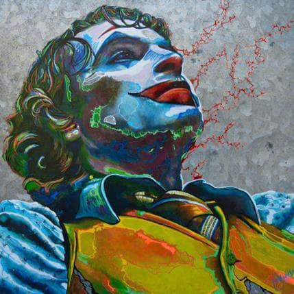 Medeya Lemdiya Joker forever 36 x 36 cm