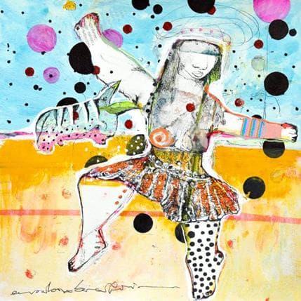 Empar Boix Bernardini Raining with you 25 x 25 cm