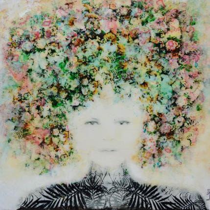 Laura Bofill Mujer naturaleza 25 x 25 cm
