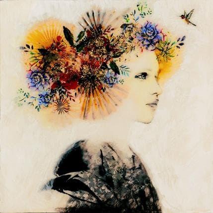 Laura Bofill Naturaleza feminina 36 x 36 cm
