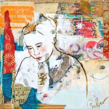 Sablyne Maux d'argile 13 x 13 cm