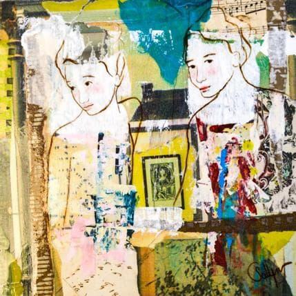 Sablyne Miroir 25 x 25 cm