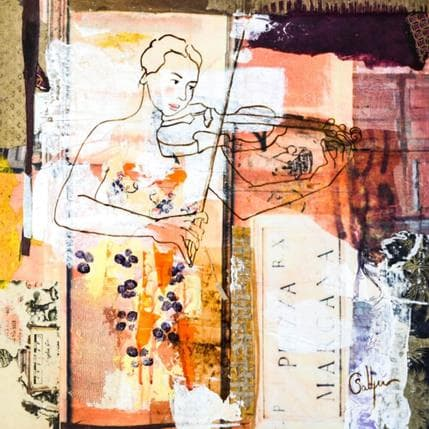 Sablyne Simple secret 36 x 36 cm