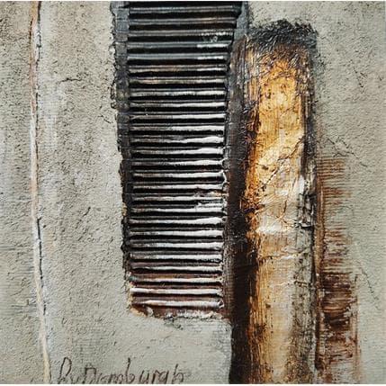 Van Domburgh Lydia Sans titre A1 13 x 13 cm