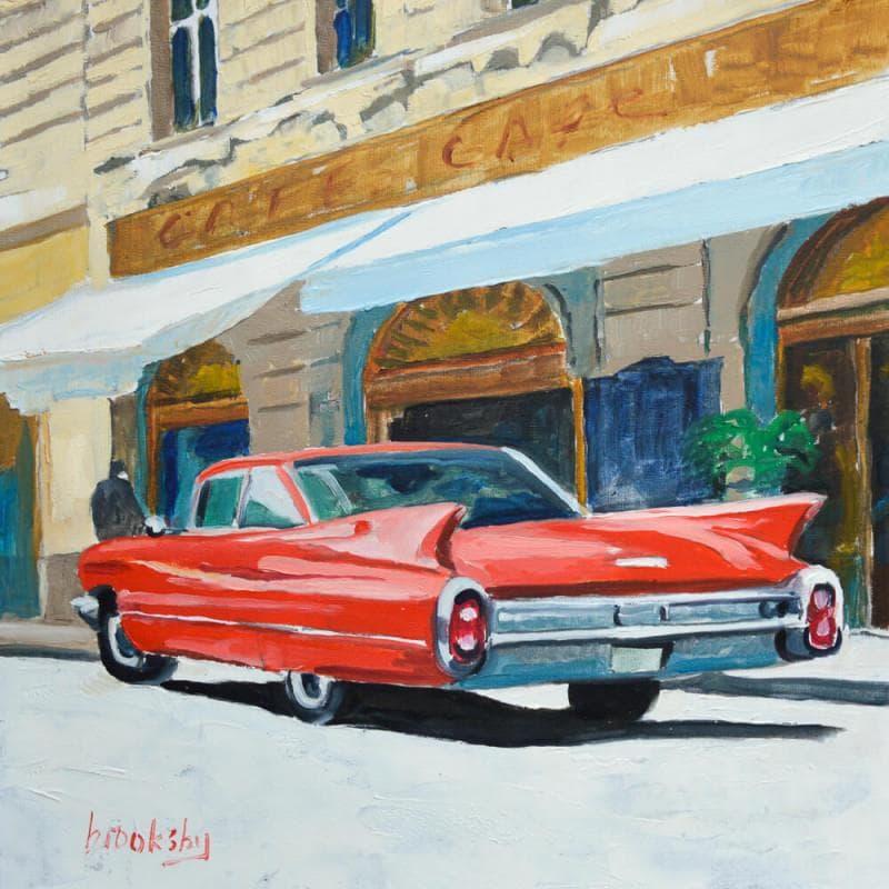 Cadillac al café