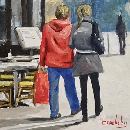 Brooksby Amour 13 x 13 cm