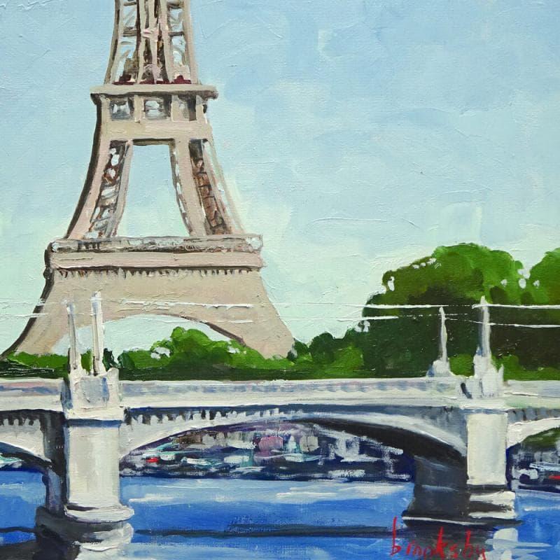 Seine et Eiffel tower