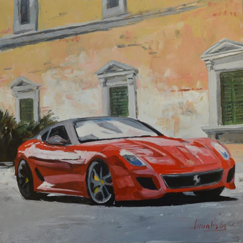 Ferrari in Toscana