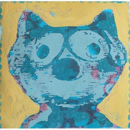 Kano Okuuchi Portrait 13 x 13 cm