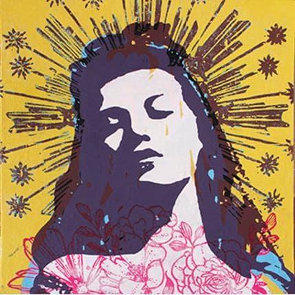 Kano Okuuchi Madonna 36 x 36 cm